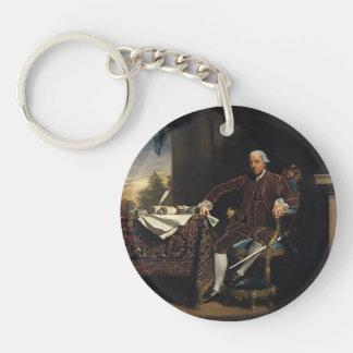 John Singleton Copley- Henry Laurens Key Chain