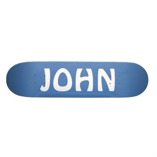 JOHN CUSTOM SKATEBOARD