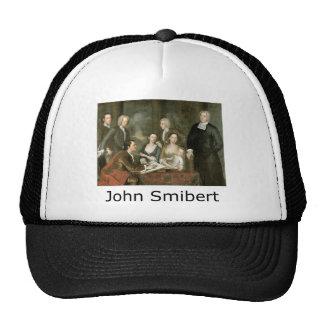 John Smibert The Bermuda Group Mesh Hat
