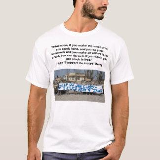 """John """"Stuck in Iraq"""" Kerry T-Shirt"""