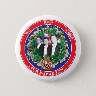 John Ted Robert Kennedy in tuxedos 6 Cm Round Badge