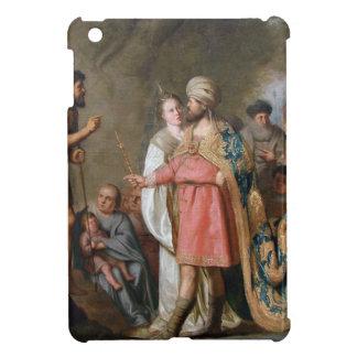 John the Baptist Preaching Cover For The iPad Mini