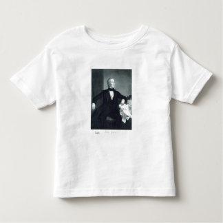 John Tyler, 10th President of the United States of Toddler T-Shirt