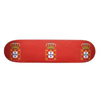 John V Of Portugal, Portugal flag Skate Board Decks