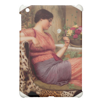 John William Godward - The time of roses Cover For The iPad Mini