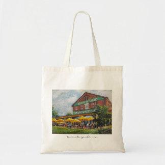John Wright Factory Bistro Series Budget Tote Bag