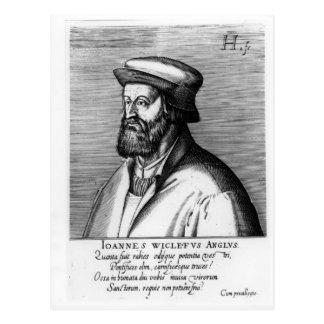 John Wycliffe Postcard