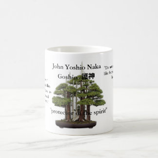 John Yoshio Naka Bonsai Coffee Mug