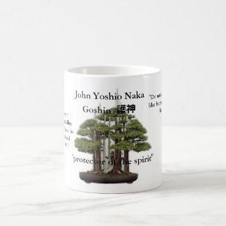 John Yoshio Naka Bonsai Coffee Mug