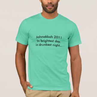 Johnakkah 2011: Lantern Oath! T-Shirt