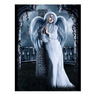 Johnnie's Angel Postcard