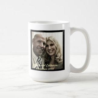 Johnny and Catherine Coffee Mug