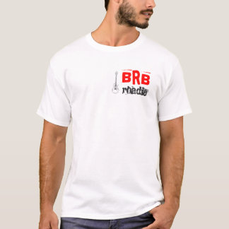 johnny_automatic_electric_guitar, BRB, roadie T-Shirt