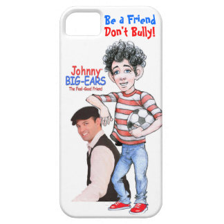 Johnny Big Ears Cell Phone Case Barely There iPhone 5 Case