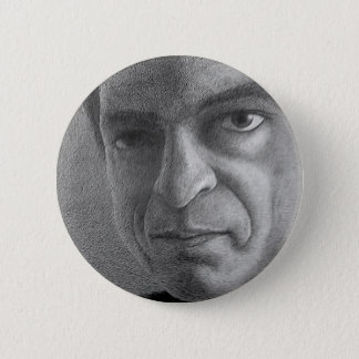 Johnny Cash Fan Button