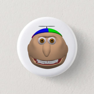 Johnny Small Button
