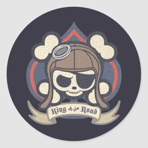 Johnny Spade Sticker