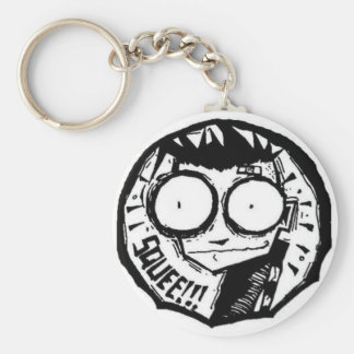 Johnny the Homicidal Maniac (JtHM) Key Ring