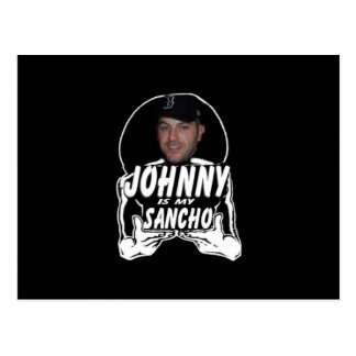 Johnny the Sancho Postcard