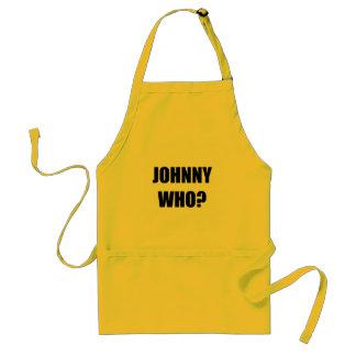 Johnny Who Standard Apron