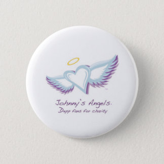 "Johnny's Angels Round 2.5"" Button"