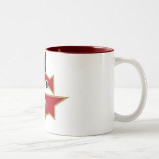 Johns Creek Generals Two-Tone Coffee Mug