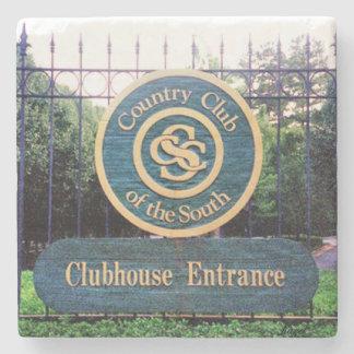 Johns Creek, Georgia,TheCountry Club Of The South Stone Coaster