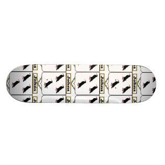 Johns Family Crest Skate Board Decks