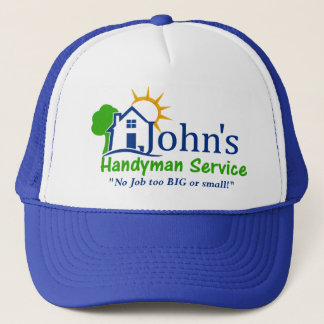 Johns Handyman Services Trucker Hat