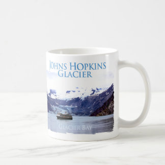 Johns Hopkins Glacier Classic White Mug