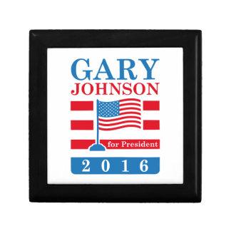 Johnson 2016 small square gift box