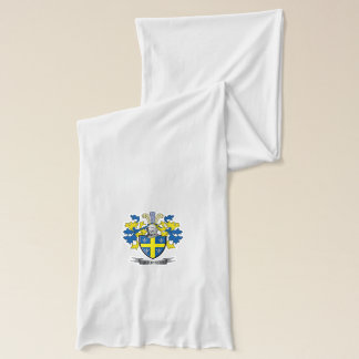 Johnson Coat of Arms Scarf