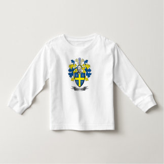 Johnson Coat of Arms Toddler T-Shirt