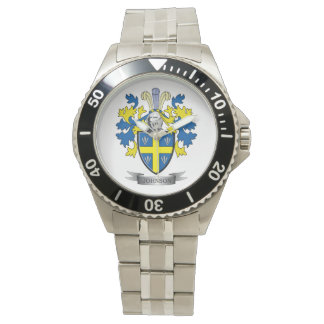 Johnson Coat of Arms Watch