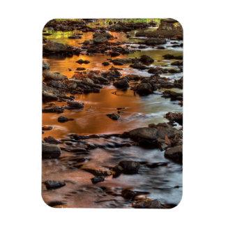 Johnson County, Leawood, Tomahawk Creek Rectangular Photo Magnet