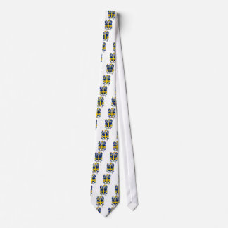 Johnson Family Crest - Coat of Arms Tie