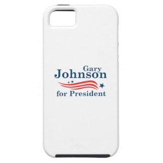 Johnson For President iPhone 5 Case
