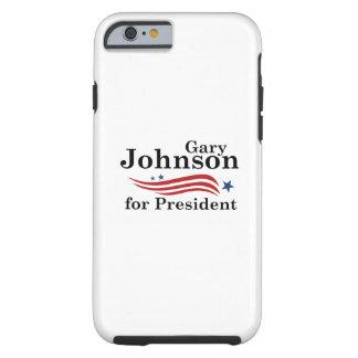 Johnson For President Tough iPhone 6 Case