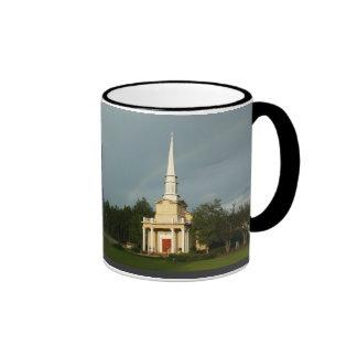 Johnson Grove Church of Christ - Steeple Rainbow Mugs