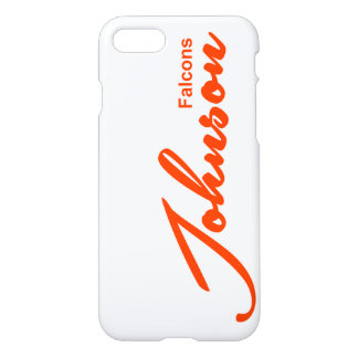 Johnson High School Japan Falcons iPhone 8/7 Case