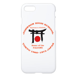 Johnson High School Japan Falcons iPhone 8/7 Case