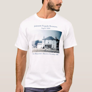 Johnson Homestead T-Shirt