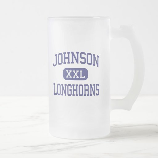 Johnson Longhorns Middle Melbourne Florida Mugs