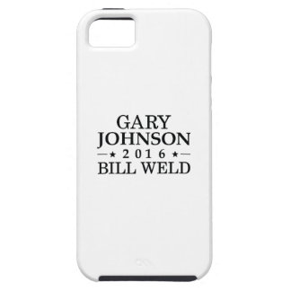 Johnson Weld 2016 iPhone 5 Cases