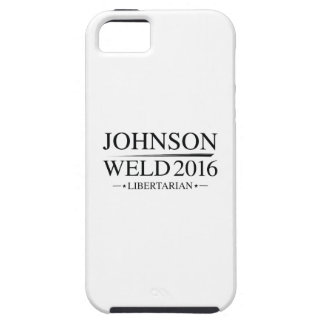 Johnson Weld 2016 iPhone 5 Cover