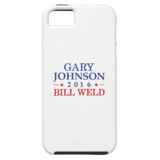 Johnson Weld 2016 iPhone 5 Covers