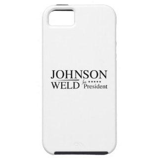 Johnson Weld 2016 Tough iPhone 5 Case