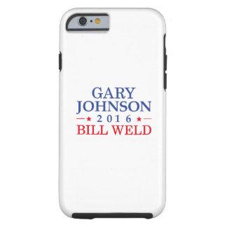 Johnson Weld 2016 Tough iPhone 6 Case