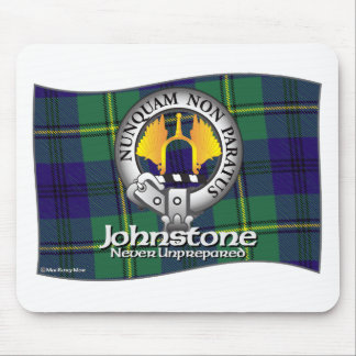 Johnston Johnstone Clan Mouse Pad
