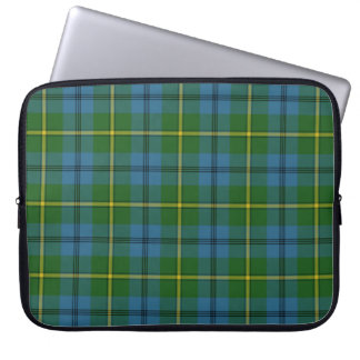 Johnston Tartan Laptop Case